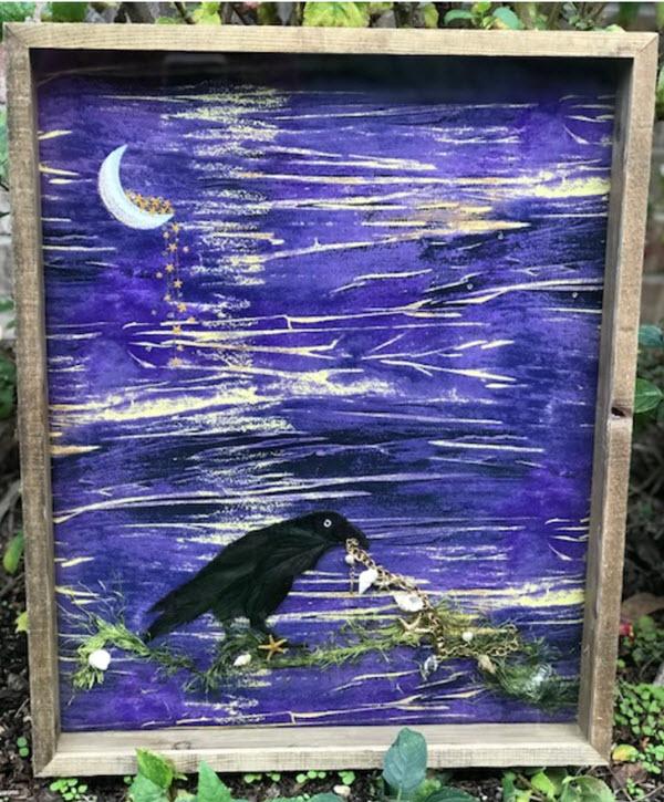 Moonlight treasures